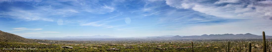Tucson Panarama